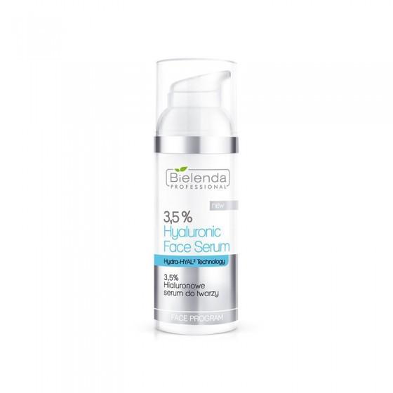 BIELENDA 3,5% Hialuronowe serum do twarzy 50 g