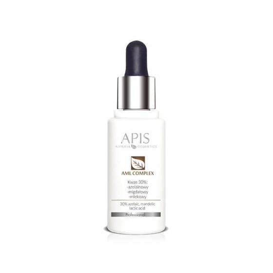 APIS Kwas amlcomplex 30% 30ml (azelainowy, migdałowy, mlekowy)