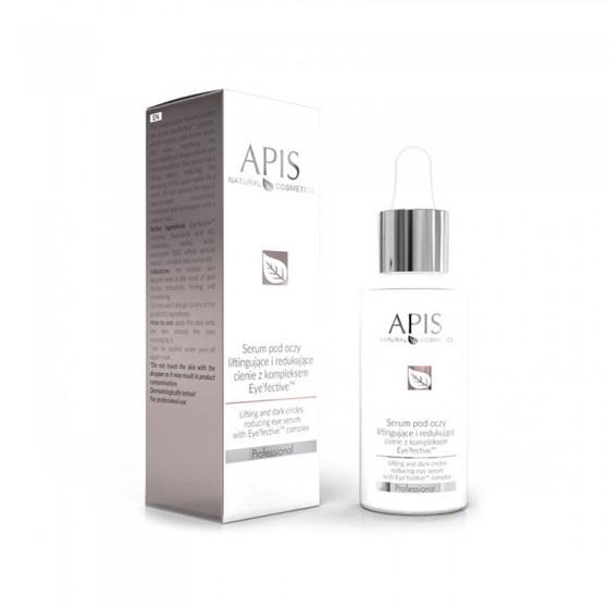 """APIS Serum pod oczy liftingujące i redukujące cienie z kompleksem Eye""""fectiveTM complex, 30 ml"""
