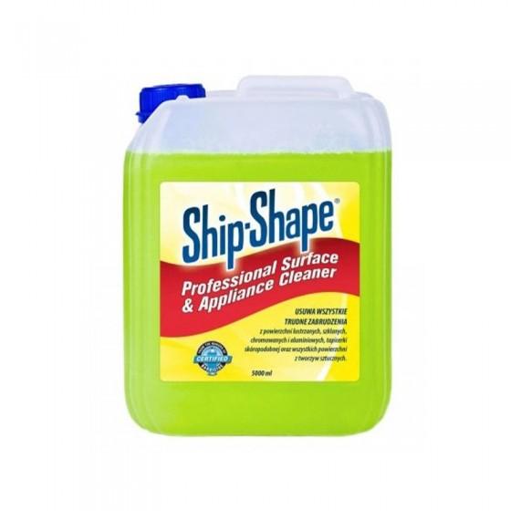 BARBICIDE SHIP SHAPE Spray do usuwania lakieru do włosów i trudnych zabrudzeń ze wszystkich powierzchni - uzupełnienie 5 L
