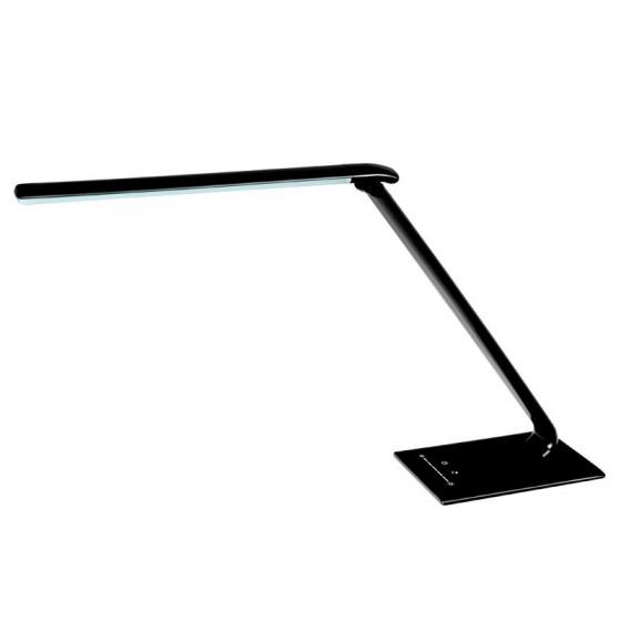 LAMPA LED NA BIURKO ELEGANTE 7W BLACK