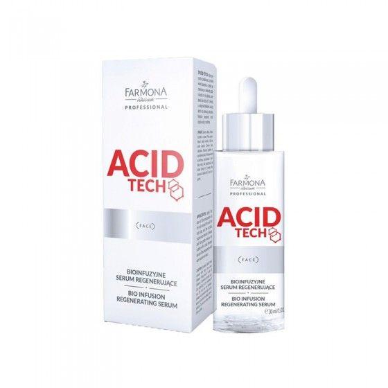 FARMONA ACID TECH Bioinfuzyjne serum regenerujące 30 ml