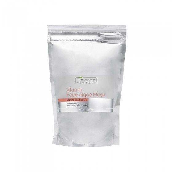 BIELENDA Opakowanie uzupełniające - witaminowa maska algowa 190 g