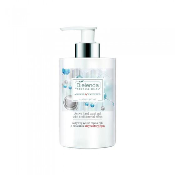 BIELENDA Handspiration Aktywny żel do mycia rąk o działaniu antybakteryjnym 290 g