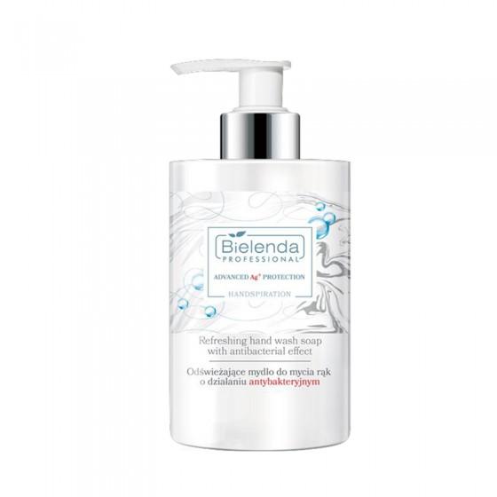 BIELENDA Handspiration Odświeżające mydło do mycia rąk o właściwościach antybakteryjnych 290 g