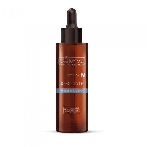 BIELENDA X – FOLIATE Dark Spot Remover - Formuła do skóry z przebarwieniami 30 ml
