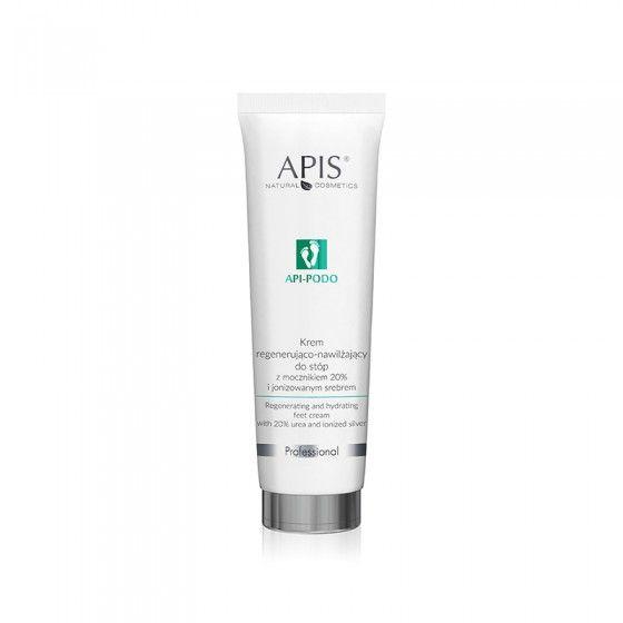 APIS Api-Podo Krem regenerująco-nawilżający do stóp 100ml