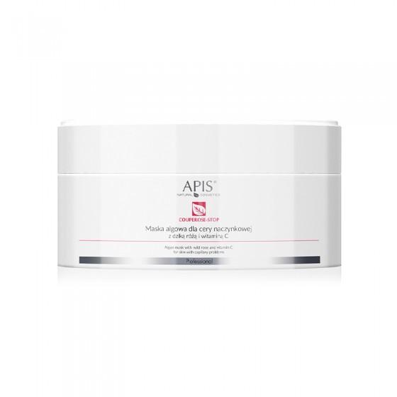 APIS Couporose- Stop maska algowa dla cery naczynkowej 100g