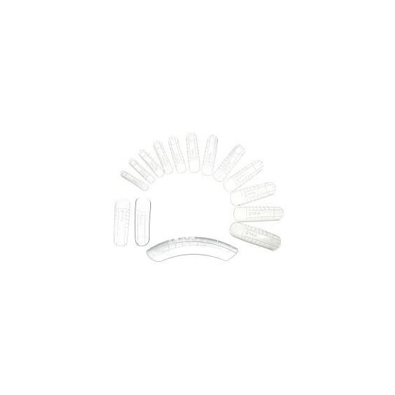 Formy Dual do Poly Nails Gel